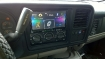 2000 Chevy Tahoe Double DIN Radio Install
