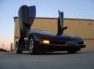 Chevy Corvette with Lambo Doors