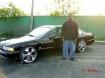 Chevy Impala SS Suede Dash Cleveland Browns Alvin McKinley