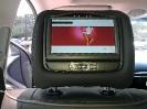 2013 Infiniti JX DVD Headrest Integration
