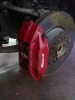 2004 Maserati GT Custom Brake Caliper Painting