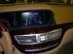 2011 Mercedes-Benz S Class DVD Headrest Integration