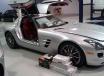 2011 Mercedes-Benz SLS AMG Audio System Upgrade With Escort Radar Detector