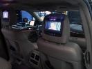 2013 Mercedes-Benz GL450 Rear Seat Entertainment System
