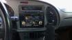 2003 Saab 93 Convertible Alpine Double DIN Integration